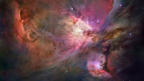 Мъглявината Орион е едно от двете места, на които учените са отчитали наличие на кислородни молекули. ©NASA,ESA, M. ROBBERTO (STSI/ESA) AND THE HUBBLE SPACE TELESCOPE ORION TREASURY PROJECT TEAM