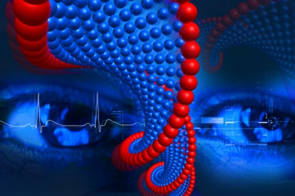 ДНК и очи
