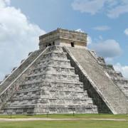Пирамидата на Юкатан, Чичен Ица. Мексико. © Daniel Schwen/Wikimedia Commons