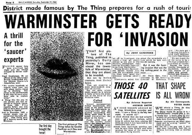 Лондонските вестници отразявали събитията с умерени заглавия.