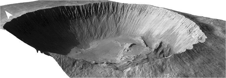 © NASA/ JPL/University of Arizona