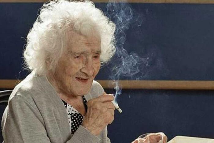 Жана Калман е живяла 122 години и 164 дни. Wikimedia Commons