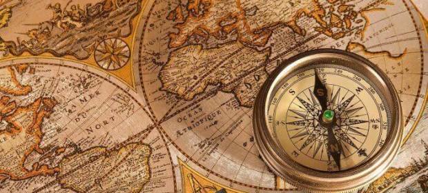 Стари карти, снимки и сводки за времето могат да послужат на астронома следовател наравно със съвременните компютърни програми. wallpapersinhq.com