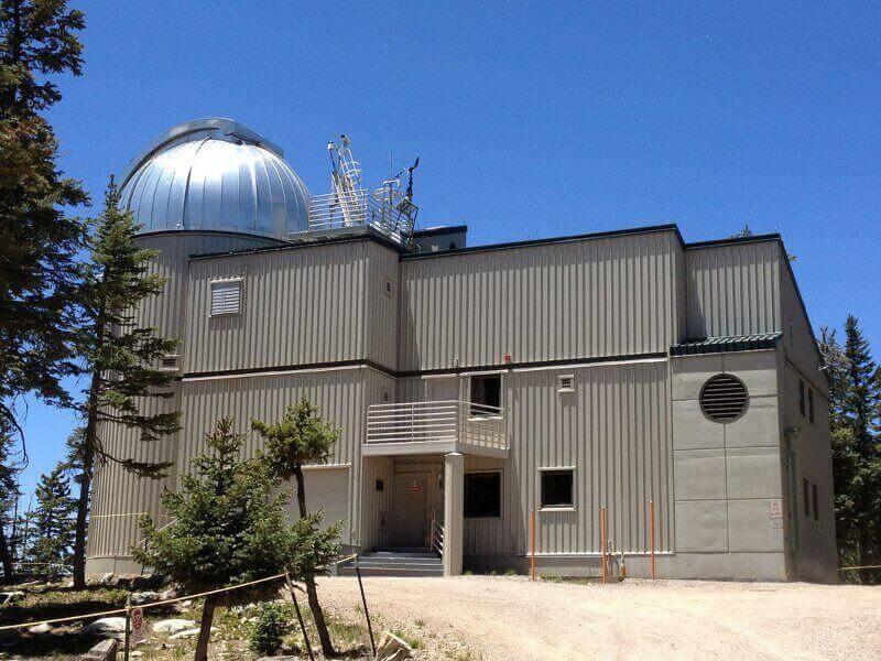 """Ватиканската обсерватория """"Маунт Греъм"""""""