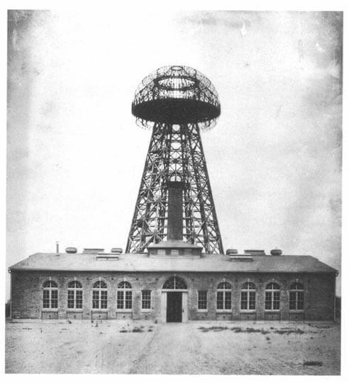 Кулата Уордънклиф.