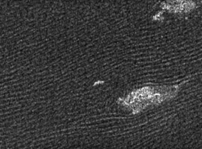 бури на Титан