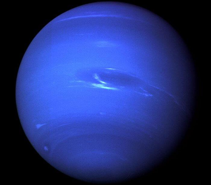 петна на Нептун