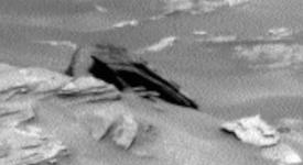 """""""космически кораб"""" на Марс"""