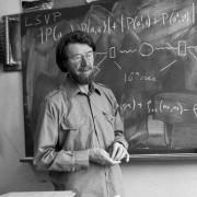 Физикът Джон Бел, 1982 г. © CERN
