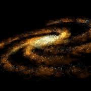 спирална галактика
