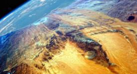 Окото на Сахара