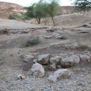 Останки от стените и вратата на Гет, предполагаемата родина на Голиат. © Aren Maeir