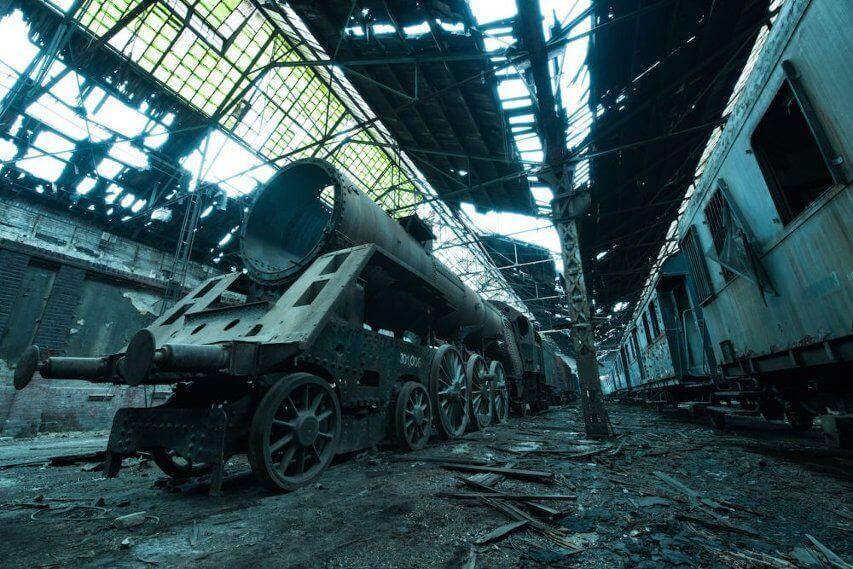 локомотивно депо