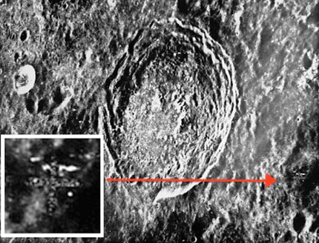 "Обект, заснет от ""Зонд-6""."