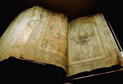 дяволската книга