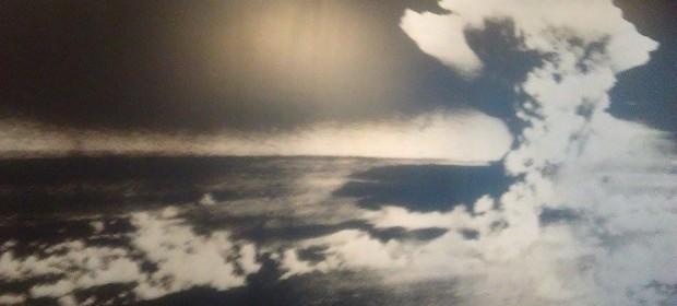 Гъбата на атомната бомба. © Яна Михайлова, Мегавселена