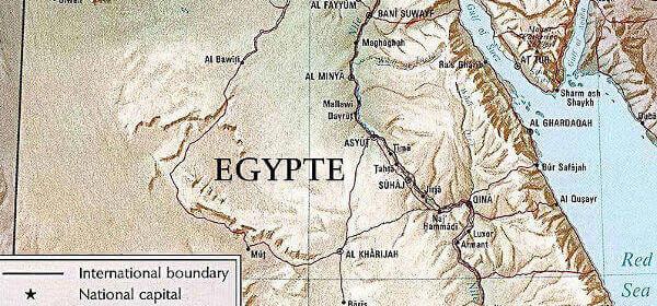 Египет, Набта Плая
