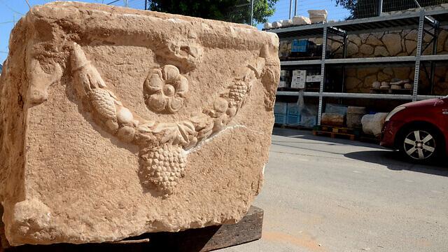© Yoli Shwartz / Israel Antiquities Authority