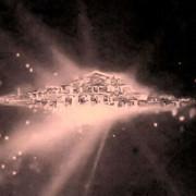 Обителта на Твореца, уж заснета от телескопа на НАСА и случайно изтекла в мрежата.