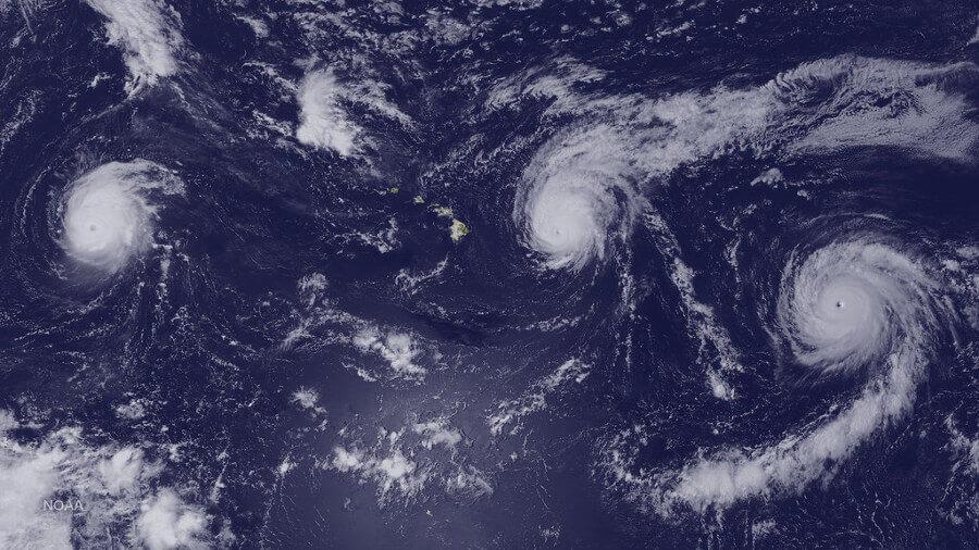 © NASA/NOAA