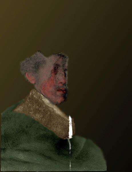 Рембранд, скрит портрет