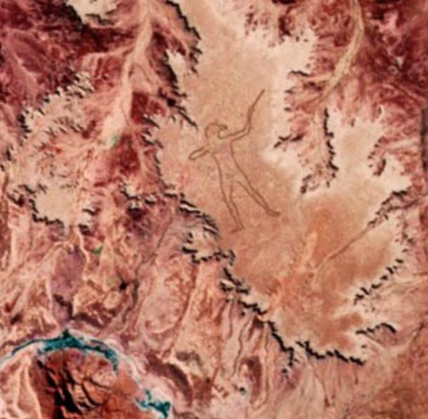 Така е изглеждал Марейският човек през 1998 година.  (Wikimedia Commons)