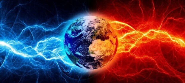 енергия, Земята