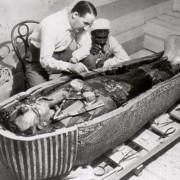 В този вид е открит Тутанкамон. © Egypt Exploration Society