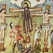 разпятие, Исус Хрстос на кръста, разпъването на Христос