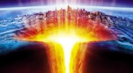 земно ядро, вулканизъм