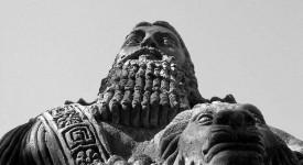 Статуя на Гилгамеш пред университета в Сидни. Samantha/Flickr/Creative Commons