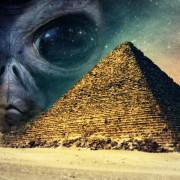 пирамида, извънземни
