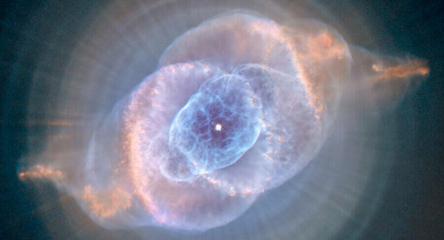 мъглявина Котешко око
