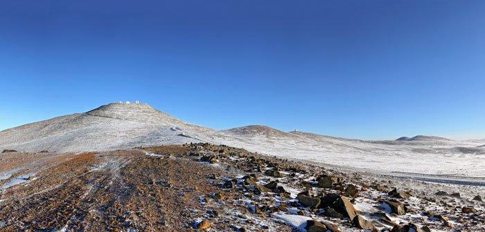 Обсерваторията в Атакама. Stas1995/Wikimedia