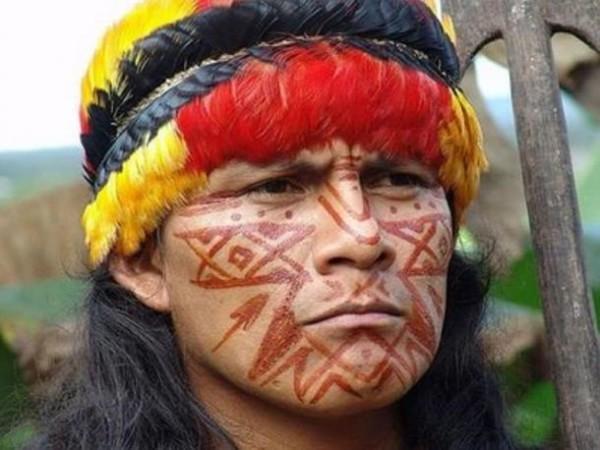 Индианец от племето Шуар .CC BY-SA 3.0