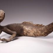 Русалката от Музея Хорниман. © Heini Scheebeli