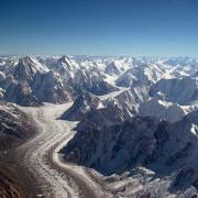 ледник, Каракорум, планина, връх