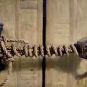 печат в гробницата на Тутанкамон