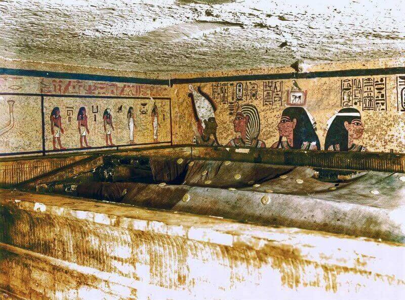 гробница на Тутанкамон