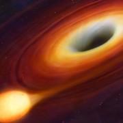 Пътешествие в черна дупка: само за играчи!