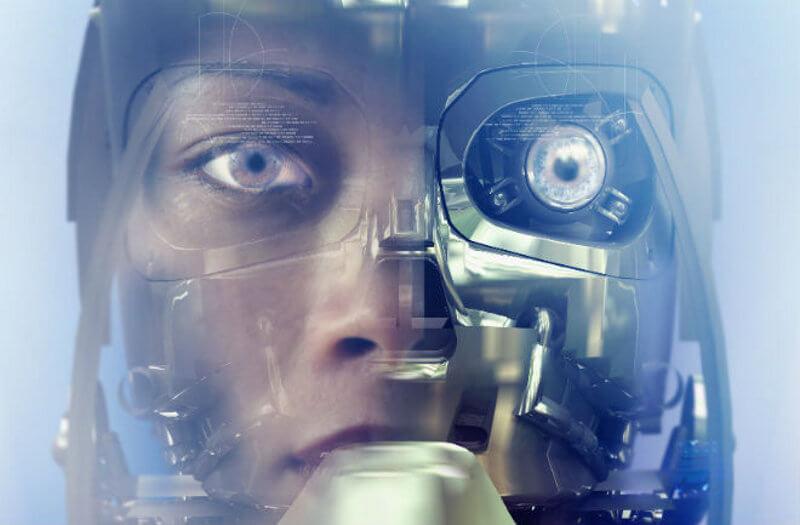 робот, мозък-компютър