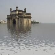 потоп, Триумфална арка