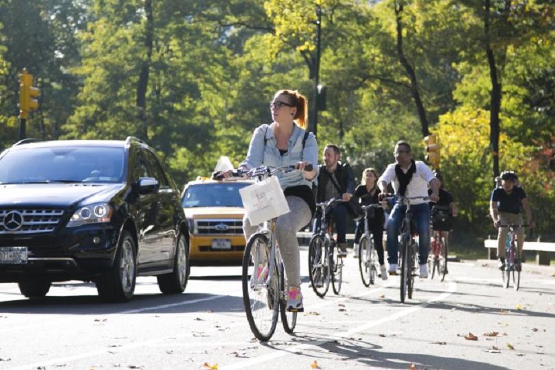 Преминаването към велосипеди