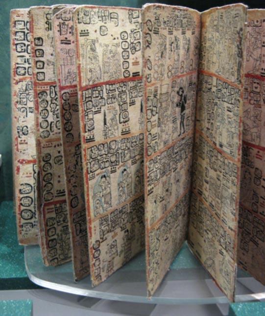 Кодекс на маите. Travis/Flickr