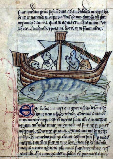 Датска книга на зверове. Wikimedia Commons.
