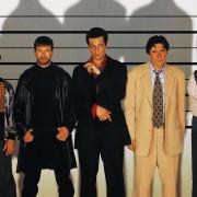Обложката на филма Обичайните заподозрени от 1995 г. HDmovietrailers