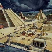 Пирамидата Уицилопочтли (Темпло Майор)
