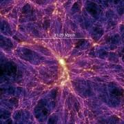 © V.Springel, Max-Planck Institut für Astrophysik, Garching bei München