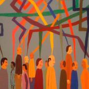 Работа на Крис Йохансон, колекция на музея за съвременно изкуство в Сан Франциско. Jason Tester Guerrilla Futures/flickr.com