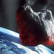 голям астероид